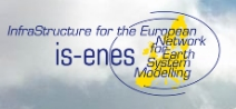 The IS-ENES workshop Logo